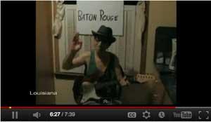 Worldwide home recording collaboration (Baton Rouge)