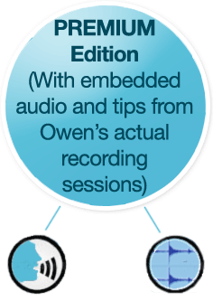 Home Recording Blueprint Premium Edition With Embedded Audio With Audio From Sessions and Commentary