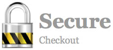 SECURE checkout guarantee