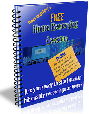 home recording lessons