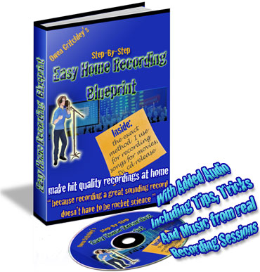Download Easy Home Recording Blueprint