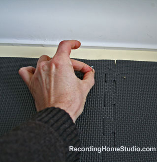soundproofing a home studio